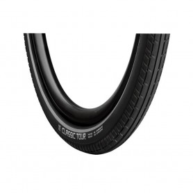 Vredestein CLASSIC TOUR bicycle tyre 40-622 wired reflective strips black