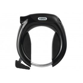 Abus Rahmenschloss PRO TECTIC 4960 schwarz inkl. LH-Spannband Adaptor Chain 6KS/85 Transporttasche ST5850