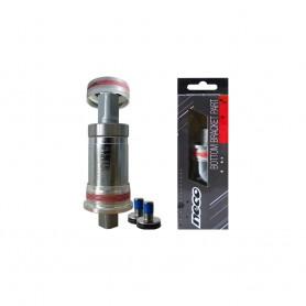 Bike Bottom Bracket NECO 110,5-68 BSA/Alu Cup/Box