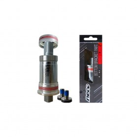 Bike Bottom Bracket NECO 113,5-68 BSA/Alu Cup/Box