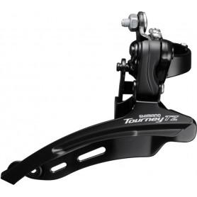 Shimano Umwerfer TOURNEY TZ FD-TZ510 6/7-fach DOWN SWING, Schelle hoch, 31,8 mm