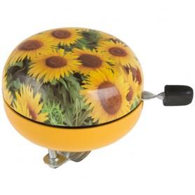 Basil Fahrrad Glocke 2-klang 80mm Sonnenblume