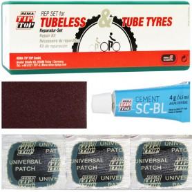 Flickzeug Tubeless Fahrrad Reifenreparatur