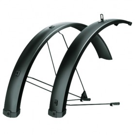 SKS BLUEMELS 75 U LONG Mudguard Set 29 inch black