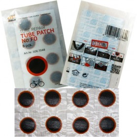 Tip Top Patche Set TT-04 8 pcs. Ø 16 mm