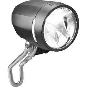 Busch + Müller Dynamo-Scheinwerfer Lumotec Myc N senso plus StVZO LED schwarz 50 Lux