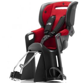 Römer Child Seat JOCKEY Comfort 3 black red-blue