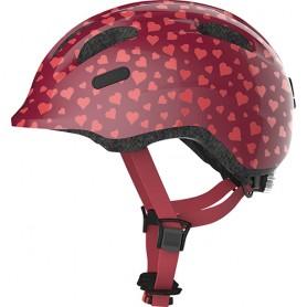 Abus Kids helmet Smiley 2.0 cherry heart M 50-55cm