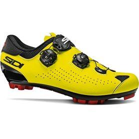 SIDI MTB Eagle 10 black/yellow fluo 39 schwarz/gelb