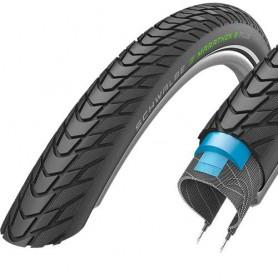 Schwalbe 50-584 Marathon E-PLUS Smart DualGuard E-50 Wire Reflex black