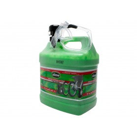 slime Schlauch Dichtmilch 1 Gallone inkl. Pumpe