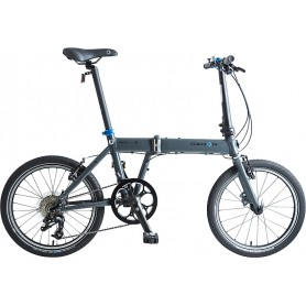 Dahon Folding bike Hemingway D9 20 inch 2019 grey
