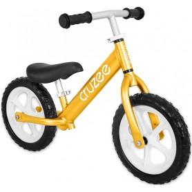 Cruzee Balance bike 12 inch 2020 yellow