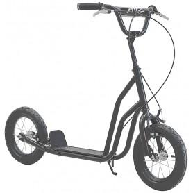 STIGA Kinderroller Air Scooter Kinder 12 Zoll 2015 schwarz