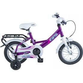 BBF Kinderrad Fips 12 Zoll 2019 violett RH 23 cm
