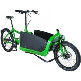 BBF Cargo bike Miami 26/20 inch 2020 green