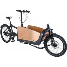 BBF Cargo bike Miami 26/20 inch 2020 black matt