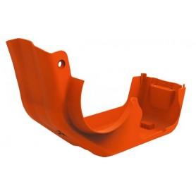 Centurion Motorabdeckung Bosch Performance Line CX orange