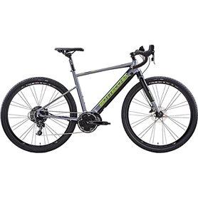 Bottecchia E-Bike BE85 MERAK E-Gravel 28 Zoll 2020 380 Wh anthrazit RH 52 cm