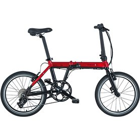 Dahon Folding bike Hemingway D9s 20 inch 2020 red