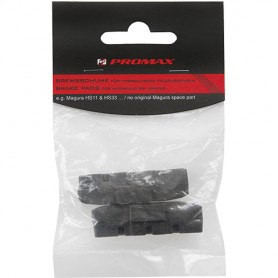 Brake Pad Promax 50 H black for hMagura HS11 and HS33