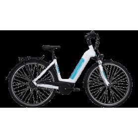 Hercules Robert/-a Pro I-R8 E-Bike 2019 central tube 28 inch white 57 cm
