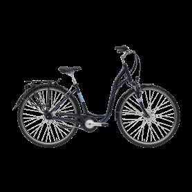 Hercules Uno R7 City bike 2020 28 inch night blue shiny frame size 53 cm