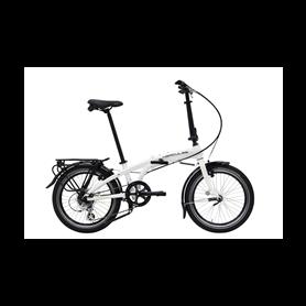 Hercules Versa 7 Folding bike 2020 20 inch white shiny frame size 29 cm