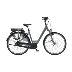 Hercules Montfoort F7 E-Bike 2020 28 inch 400 Wh anthracite matt frame size 55cm
