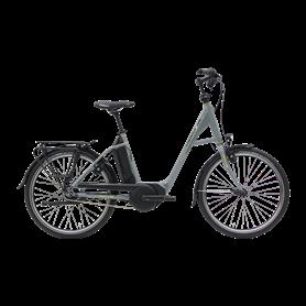 Hercules Futura Compact F8 E-Bike 2020 24 inch 400 Wh grey frame size 46 cm