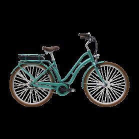 Hercules Viverty E R7 E-Bike 2020 28 inch 400 Wh mint matt frame size 55 cm