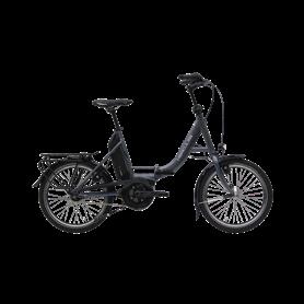 Hercules Rob Fold F7 E-Folding bike 2020 20 inch 400 Wh anthracite matt 46 cm