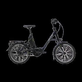 Hercules Futura Compact F8 E-Folding bike 2020 20 inch 400 Wh night blue 46 cm