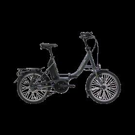 Hercules Rob Fold R8 E-Folding bike 2020 20 inch 400 Wh anthracite matt 46 cm