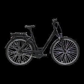 Hercules E-Imperial 180 S F8 E-Bike 2020 central tube 28 inch black 55 cm