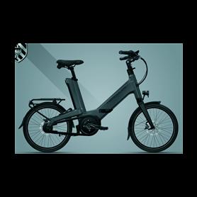 Hercules Futura Fold I-R8 E-Folding bike 2020 20 inch 400 Wh anthracite 52 cm