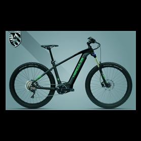 Hercules NOS Pro 1.1 E-Bike 2020 27.5+ inch 750 Wh black frame size 41 cm