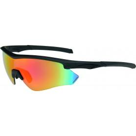 Merida Sonnenbrille Sport Aero Einheitsgröße schwarz
