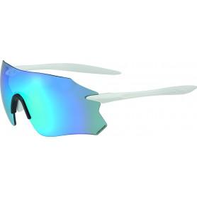 Merida Sonnenbrille Frameless Einheitsgröße weiß blau