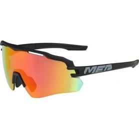Merida Sonnenbrille Race Einheitsgröße schwarz grau