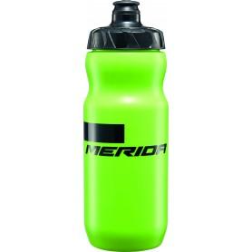 Merida Trinkflasche Stripe grün schwarz 680 ml