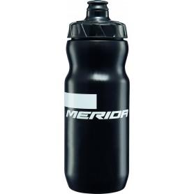 Merida Trinkflasche Stripe schwarz weiß 680 ml