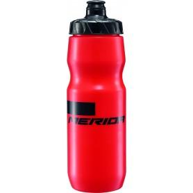 Merida Trinkflasche Stripe rot schwarz 760ml