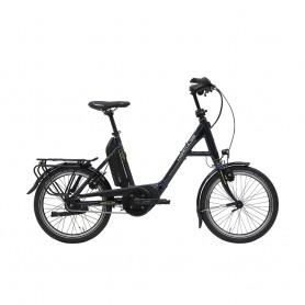 Hercules Futura Compact R8 E-Bike 2020 20 Zoll 500 Wh nachtblau RH 46 cm