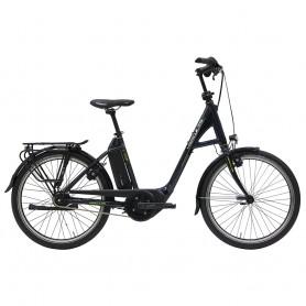 Hercules Futura Compact R8 E-Bike 2020 24 inch 500 Wh night blue 46 cm