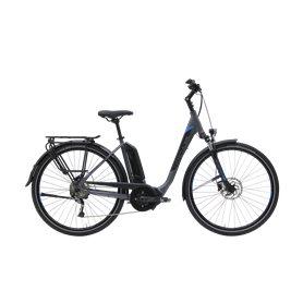 Hercules Futura Sport 8.4 E-Bike 2020 28 inch 400 Wh anthracite frame size 47 cm