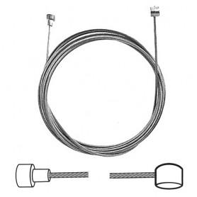 Inner Brake Cable Bottle Nipple Ø 1,5 mm L 2000 mm