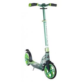 Scooter Six Degrees Aluminium SG 205mm grün