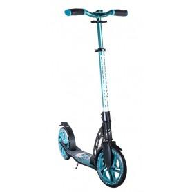 Scooter Six Degrees Aluminium TS 230mm & 215mm blau/schwarz