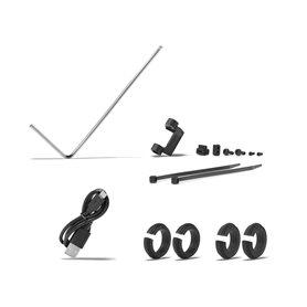 Bosch Kit COBI.Bike Standard (StVZO), für Standardfahrräder, inkl. Hub, Lenkerbefestigung, Batterie, Bedieneinheit, AmbiSens